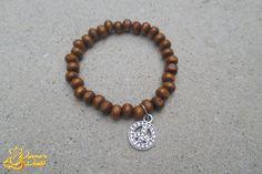 #bracelet #beads #peace #hippie #nyamasworld