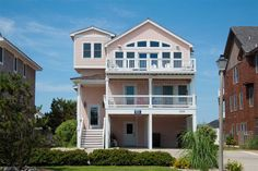 Ashley's Pink House   Nags Head Rentals   Village Realty