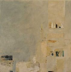 Joyce Stratton, Untitled (No.1231), mixed media on panel