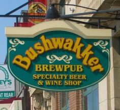 Bushwakker Brewpub: As well as their menu, the pub has 9 regular beers (brewed year round), 20 seasonal beers (brewed only at certain times of the year) and a specialty mead. Canadian Cuisine, Land Of The Living, Brew Pub, Mead, Beer Brewing, Times