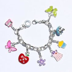 Charms For Bracelets And Eming Gifts S Young Women