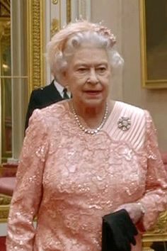 Queen Adelaide's Brooch.   This brooch has become an heirloom of the Crown, and has been passed down from queen to queen: from Adelaide to Victoria, Alexandra to Mary, and Elizabeth to Elizabeth II.