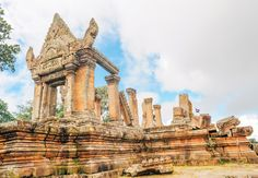 There's more to Cambodia than just the Angkor Wat. Here's six more underrated temples located across Cambodia you should add on to your must-see list! Angkor Wat, Temples, Cambodia, Monument Valley, Travel Destinations, Asia, Journey, Adventure, Nature