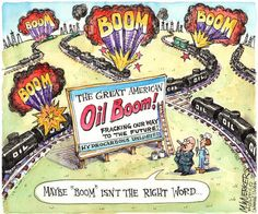 Cartoon: All fracked up