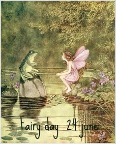 Fairy Godmothers know that you have to kiss alot of frogs before you find your true prince!