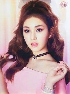 Somi for Etude House! #JeonSomi #EtudeHouse