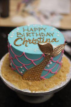 Here Are Some Ideas For Mermaid Themed Birthday Cakes Gold Parkridgenj Alittlecake