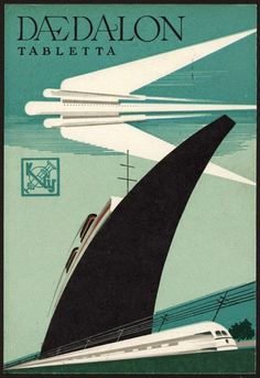 Art Deco Prints From The 30's Part 2 | Art Deco Lovers