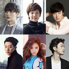 Cinderella and the Four Knights take up residence at tvN