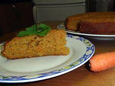 pastís de pastanaga... súper fàcil i boníssim!