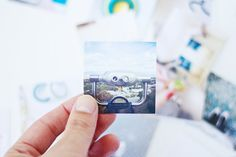 How to Print Your Own Mini Instagrams | Lovely Indeed