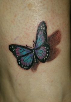 My new 3d butterfly!