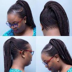 """507 Likes, 1 Comments - cutelooks (@cutelooksdar) on Instagram: """"#cornrows #braidstyles"""""""