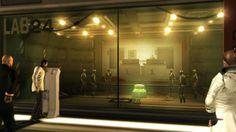 Игровой трейлер Deus Ex Mankind Divided