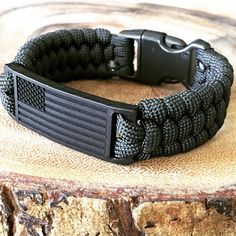 Get your own Engraved USA Flag Paracord Bracelet on our website www.flagstiffy.com. Link is in our bio. This is definitely our favorite product we've released in a long time. Subtle way to show your support something bigger than yourself.