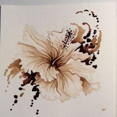 coffee painting designs flower design inspiration architecture rh gpixelbook com