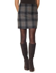 The Limited Wide Waistband Mini Skirt $59.90