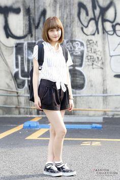 f0009d4dd0184 Summer Girls, Japanese Girl, Harajuku, Fashion Fashion, Spring Summer  Fashion, Tokyo