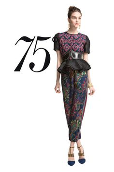 This region has such a luxe history—why not experiment with it?  What to bring: Brocades, intricate patterns, and paisley prints that can be worn all together or one at a time with solids; plus bold accessories.   - ELLE.com