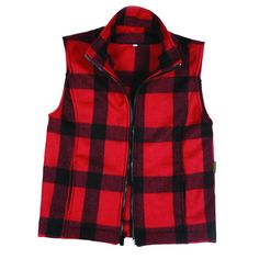 Duluth Pack | Wool Vest | Made in USA