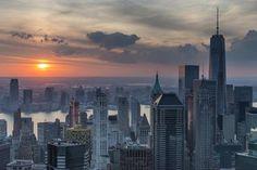 New York skyline!!!