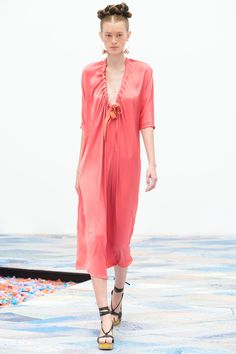 i like this dress.....Tia Cibani Spring 2014 Ready-to-Wear Collection Slideshow on Style.com
