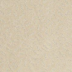 """Carpeting in style """"Oasis"""" color Soft Ecru by Shaw Floors"""