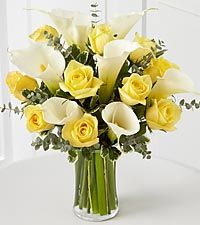 FTD Spread the Sunshine Bouquet - VASE INCLUDED