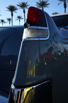 54 Caddy push button gas cap access light.