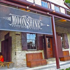 """Moonshine is a comfortable and easygoing restaurant in downtown Austin that serves some of the tastiest American comfort food in Austin. They are known for their """"All You Care to Eat"""" Sunday Brunch starting at 9am, but their Dinner offerings are just as spectacular.  Must Try: GREEN CHILE MACARON..."""
