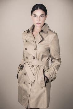 Woman Trench Coat style KAREN