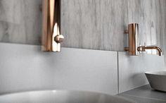 Frost Copper Nova2 Soap Dispenser
