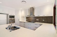 Image result for caesarstone cabinets