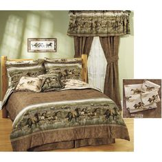 Wild Horse Comforter Set - Horse Themed Gifts, Clothing, Jewelry & Accessories all for Horse Lovers Pink Bed Sheets, Bed Sheet Sets, Bedroom Decor, Horse Bedding, Pink Bedding, Luxurious Bedroom, Bedroom, Horse Comforter Sets, Horse Decor Bedroom