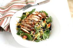 I Thee Cook: Blackened Southwest Chicken Salad
