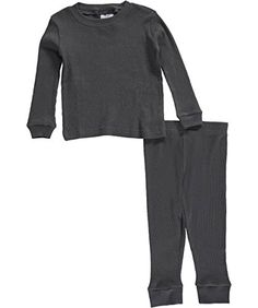 Ice2O Baby Girls' 2-Piece Thermal Long Underwear Set - charcoal gray, 18 months   Give her toasty comfort with this long underwear set from Ice2O! The cotton blend has a traditional waffle texture, offering the perfect Read  more http://shopkids.ca/baby-girls/ice2o-baby-girls-2-piece-thermal-long-underwear-set-charcoal-gray-18-months