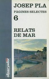 Relats de mar / Josep Pla
