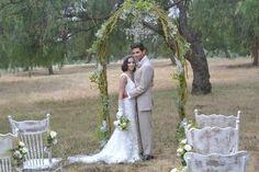 Rustic Meadow wedding in San Diego