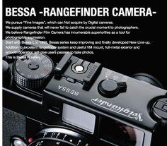 Voigtlander Ranger Finder Camera