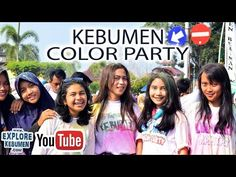 Kebumen Color Party 2015 - Beken.id