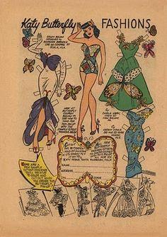 From Katy Keene #26 January 1956