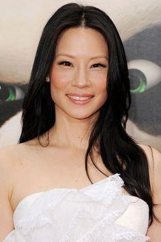 Lucy Liu hair