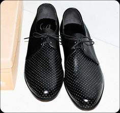 Great Vintage 1950s Black Mens Dress Shoe by TMVClothing on Etsy, $80.00