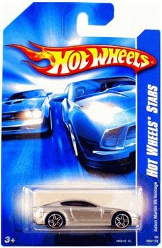 Mattel Hot Wheels 2006 Code Car Series 1:64 Scale Die Cast Metal Car # 8 of 24 - Silver Luxury Exotic Sport Coupe Aston Martin V8 Vantage with Fun Fact # 92 by Mattel. $19.99. Mattel Hot Wheels 2006 Code Car Series 1:64 Scale Die Cast Metal Car # 8 of 24 - Silver Luxury Exotic Sport Coupe Aston Martin V8 Vantage with Fun Fact # 92