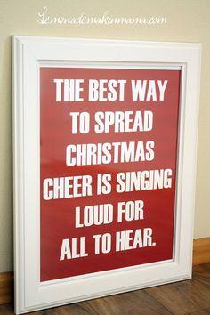 Yay, Christmas! christmas-christmas-christmas. From the movie ELF!