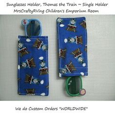 Sunglasses Party Favor Thomas the Train Pool by MrsCraftyRVing, $1.50