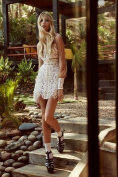 Lookbook: Golden hour getaway | Carolines Mode