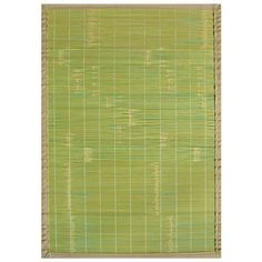 Key West Green 2 ft. x 3 ft. Area Rug, Greens