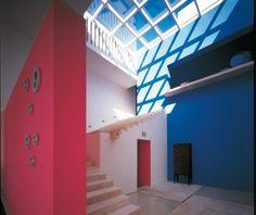 Arquitectura Mexicana en Japón Legorreta+Legorreta