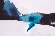 smoke in Nature/fubiz